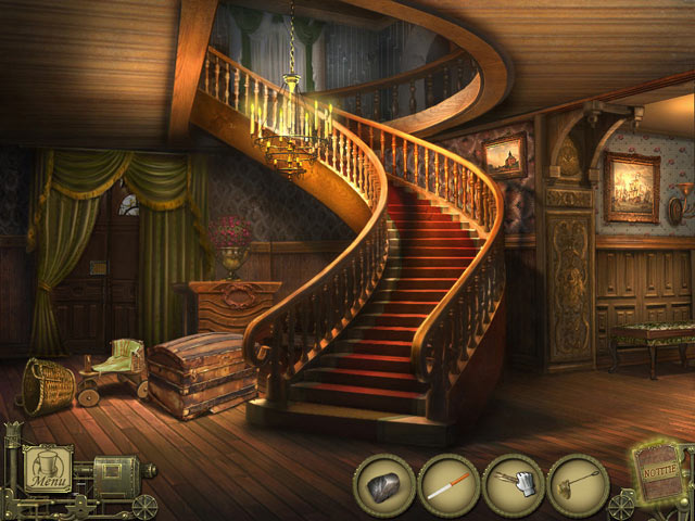Spel Screenshot 3 Dark Tales: Edgar Allan Poe's Moord in de Rue Morgue