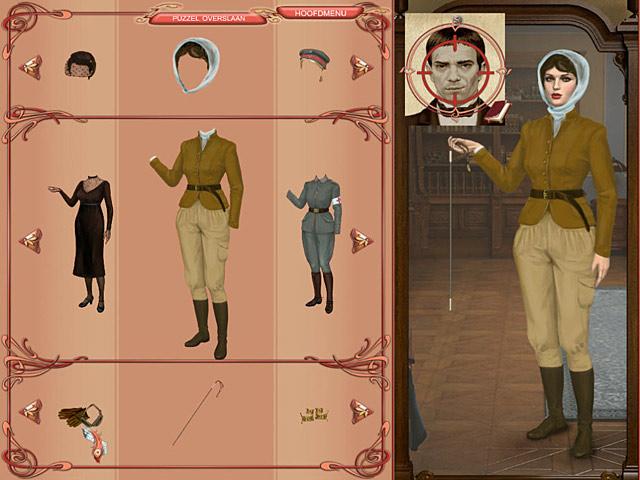 Spel Screenshot 2 De Geheime Missies van Mata Hari en de U-boten van de Keizer