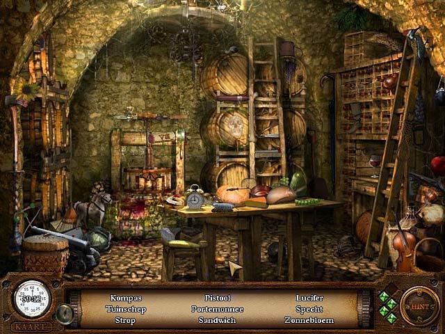 Spel Screenshot 1 De Graaf van Monte Cristo