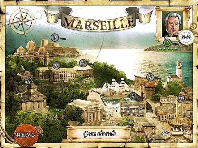 Spel Screenshot 2 De Graaf van Monte Cristo