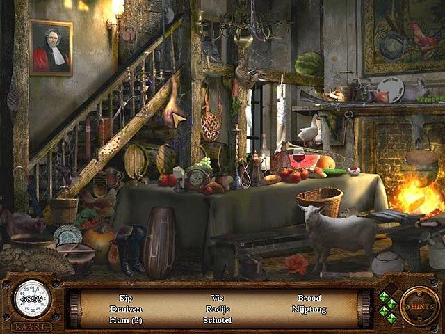 Spel Screenshot 3 De Graaf van Monte Cristo