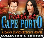Feature Screenshot Spel Death at Cape Porto: A Dana Knightstone Novel Collector's Edition