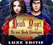 Death Pages: In een Boek Gevangen Luxe Editie