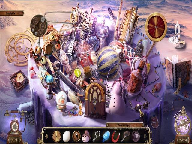 Spel Screenshot 3 Detective Quest: Het Glazen Muiltje Luxe Editie