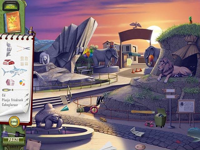 Spel Screenshot 3 DinerTown: Detective Agency
