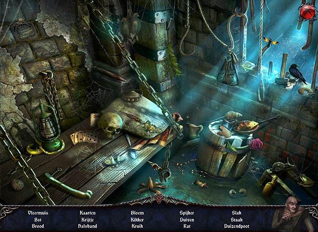 Spel Screenshot 2 Dracula: Liefde Zuigt