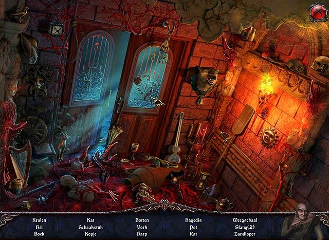 Spel Screenshot 3 Dracula: Liefde Zuigt