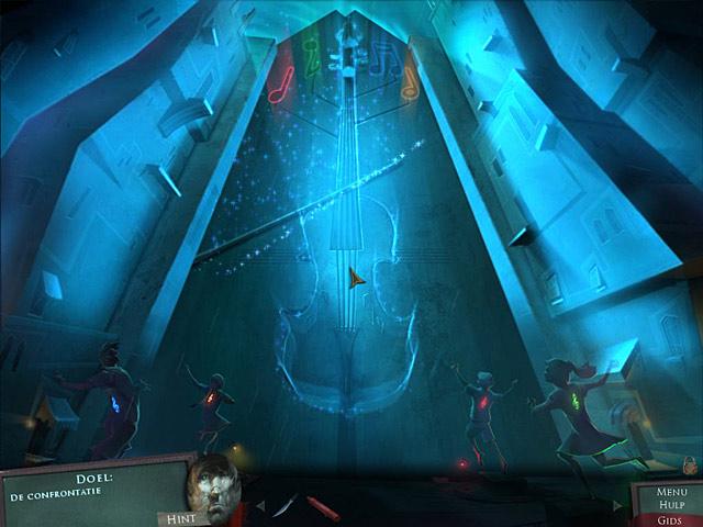 Spel Screenshot 1 Drawn ®: Een Donkere Vlucht