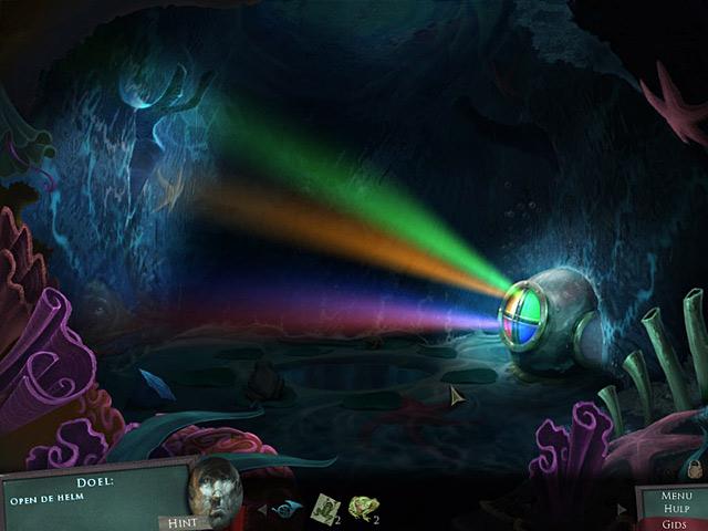 Spel Screenshot 2 Drawn ®: Een Donkere Vlucht