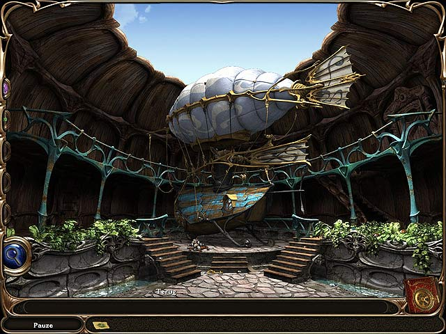 Spel Screenshot 1 Dream Chronicles: The Book of Air