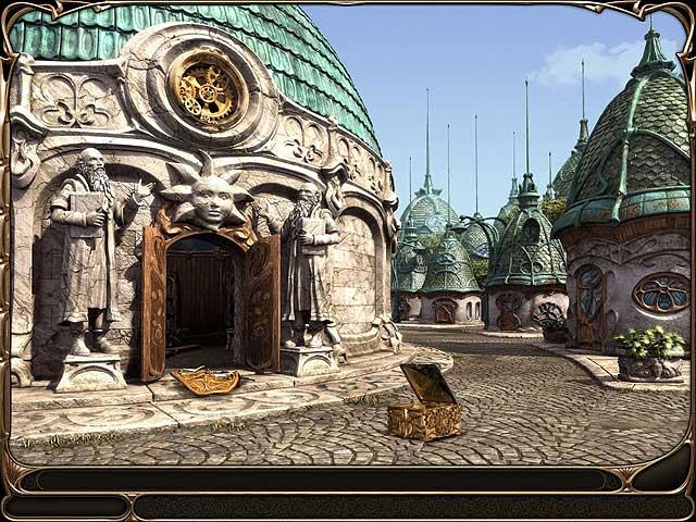 Spel Screenshot 2 Dream Chronicles: The Book of Air