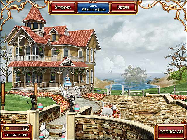 Spel Screenshot 2 Dream Inn: Zeezicht