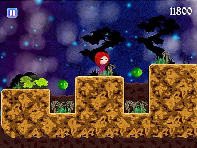 Spel Screenshot 1 Dream Tale: The Golden Keys