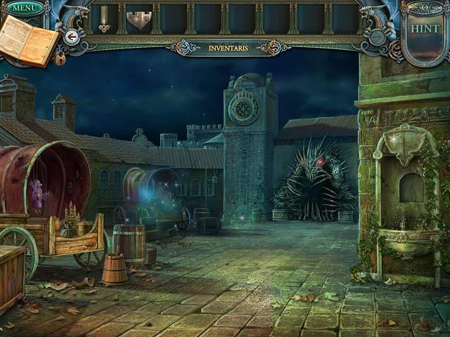 Spel Screenshot 2 Echoes of the Past: De Wraak van de Heks