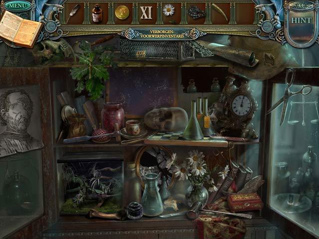 Spel Screenshot 3 Echoes of the Past: De Wraak van de Heks