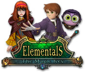 Feature Screenshot Spel Elementals: The Magic Key