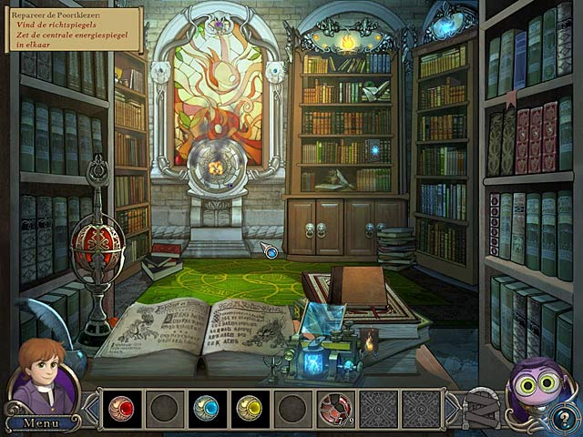 Spel Screenshot 1 Elementals: The Magic Key