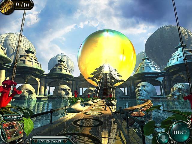 Spel Screenshot 1 Empress of the Deep 2: Lied van de Blauwe Vinvis