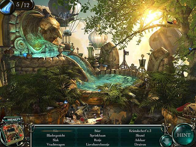 Spel Screenshot 2 Empress of the Deep 2: Lied van de Blauwe Vinvis