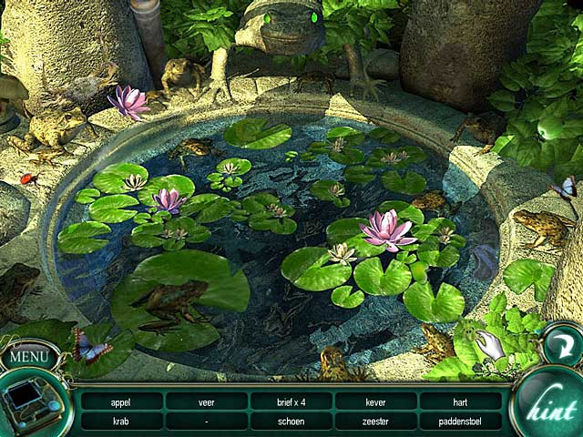 Spel Screenshot 3 Empress of the Deep