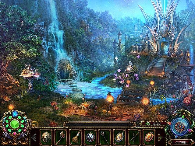 Spel Screenshot 1 Enchantia: Wraak van de Fenikskoningin Luxe Editie