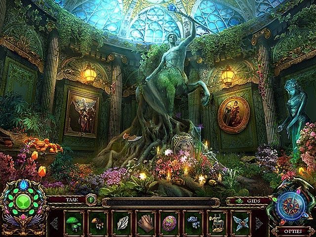 Spel Screenshot 2 Enchantia: Wraak van de Fenikskoningin Luxe Editie
