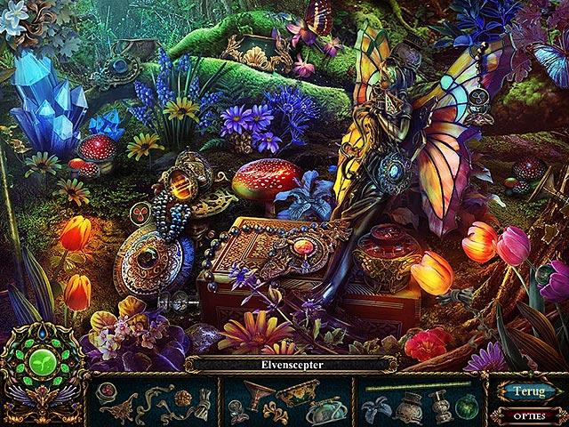 Spel Screenshot 2 Enchantia: Wraak van de Fenikskoningin