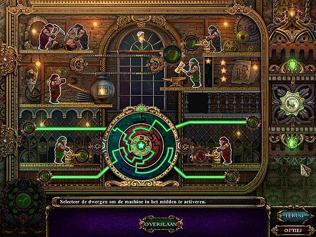 Spel Screenshot 3 Enchantia: Wraak van de Fenikskoningin