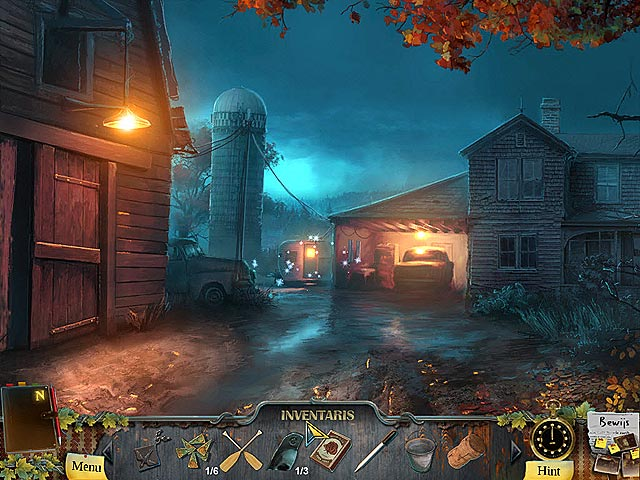Spel Screenshot 3 Enigmatis: De Geesten van Maple Creek