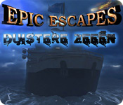Feature Screenshot Spel Epic Escapes: Duistere Zeeën