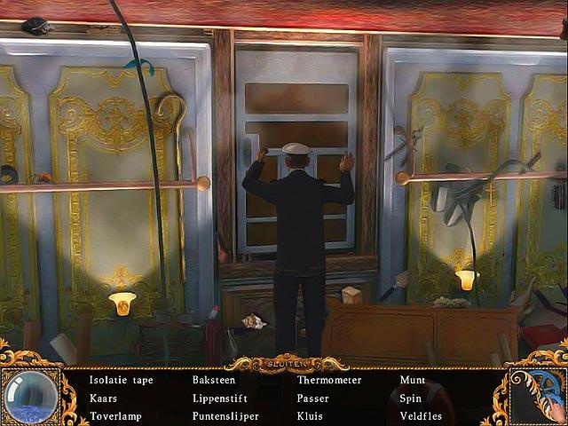Spel Screenshot 3 Epic Escapes: Duistere Zeeën