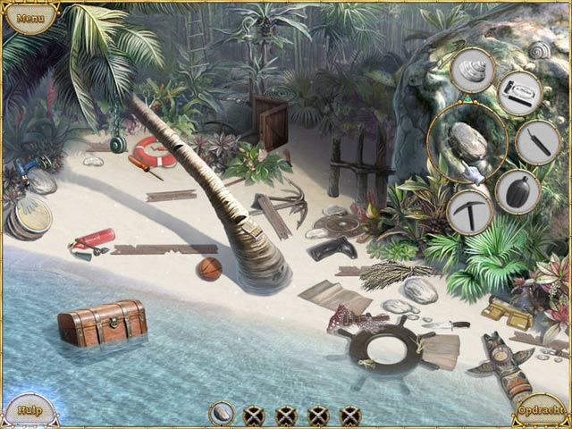 Spel Screenshot 1 Escape from Lost Island