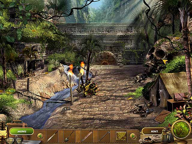 Spel Screenshot 2 Escape from Thunder Island