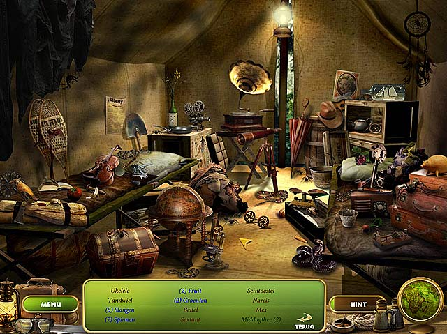 Spel Screenshot 3 Escape from Thunder Island