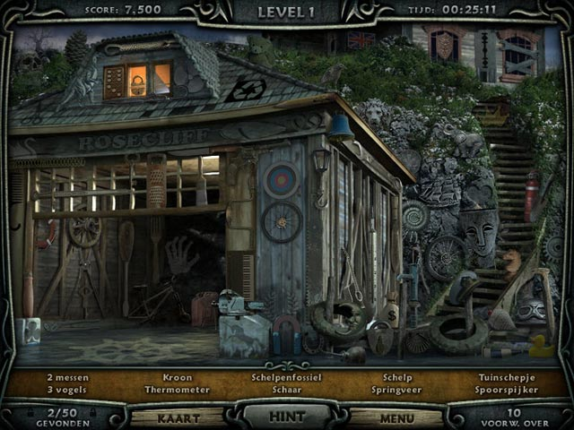 Spel Screenshot 1 Escape Rosecliff Island