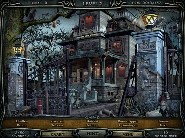 Spel Screenshot 3 Escape Rosecliff Island