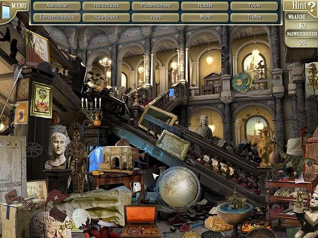 Spel Screenshot 3 Escape the Museum