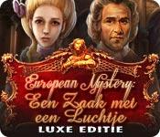 European Mystery: Een Zaak met een Luchtje Luxe Editie