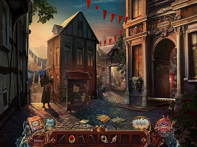 Spel Screenshot 1 European Mystery: Een Zaak met een Luchtje Luxe Editie
