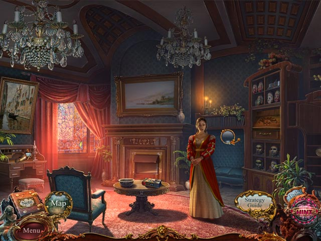 Spel Screenshot 1 European Mystery: The Face of Envy Collector's Edition