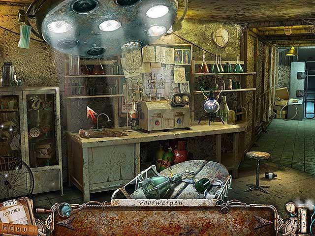 Spel Screenshot 2 F.A.C.E.S.