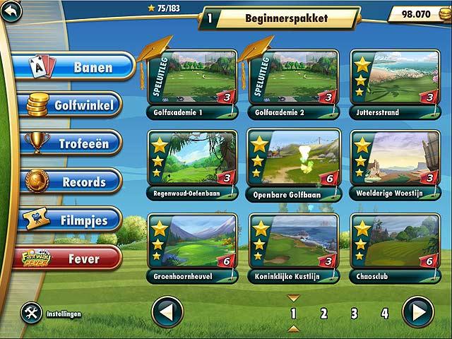 Spel Screenshot 1 Fairway