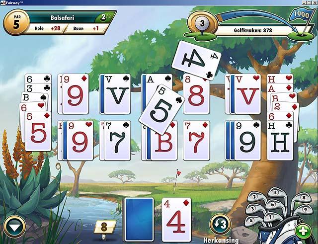 Spel Screenshot 2 Fairway