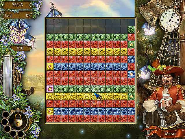 Spel Screenshot 2 Fairy Island