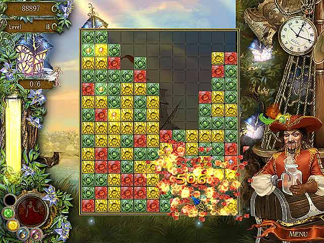 Spel Screenshot 3 Fairy Island