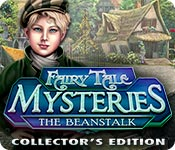 Feature Screenshot Spel Fairy Tale Mysteries: The Beanstalk Collector's Edition