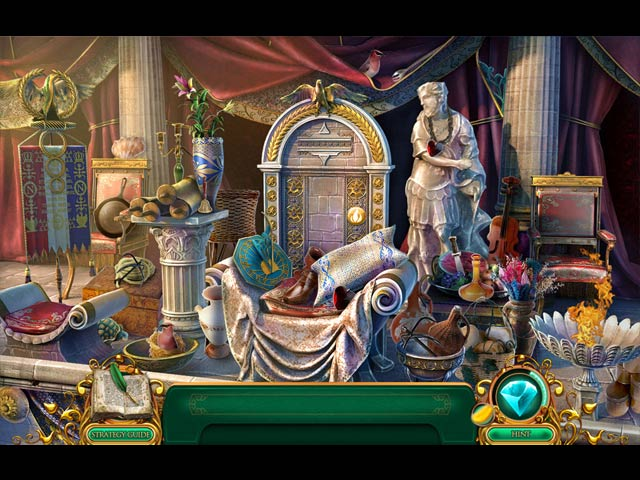 Spel Screenshot 2 Fairy Tale Mysteries: The Beanstalk Collector's Edition
