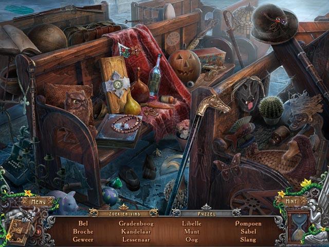 Spel Screenshot 2 Fallen: Bloemen des Onheils
