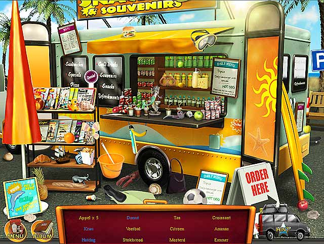 Spel Screenshot 1 Family Vacation California