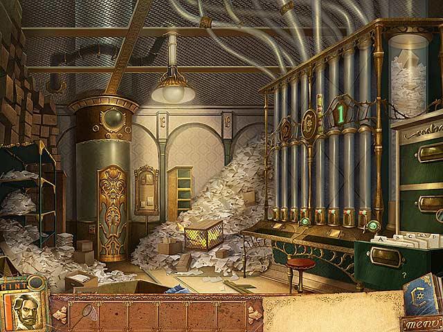 Spel Screenshot 3 Fantastic Creations: Het Koperen Huis